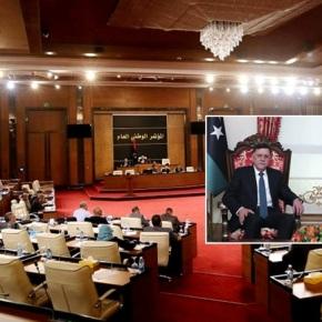 Η λιβυκή βουλή είπε «όχι» στη συμφωνία με τηνΤουρκία