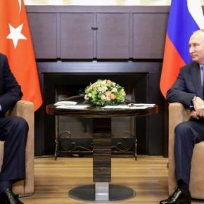 Οι Τούρκοι προσδοκούν αναγνώριση του ψευδοκράτους από τηΜόσχα