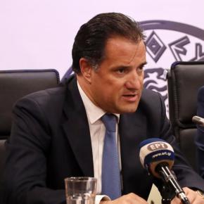 Γεωργιάδης: Αν δεν βρούμε λύση για τα ναυπηγεία Ελευσίνας, τέλος Μαρτίου θακλείσουν!