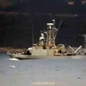 ΕΡΧΟΜΑΣΤΕ…!!! Ελληνική Πυραυλάκατος «ΑΚΟΥΜΠΗΣΕ» τις κατεχόμενες ακτές της ΜικράςΑσίας…!!!