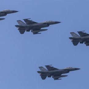 Σκληρές αερομαχίες μεταξύ Λήμνου και Λέσβου – Έλληνες πιλότοι: «Δεν πέρασαν καλά οι Τούρκοι» – Τακτικό πλεονέκτημα για τηνΠΑ