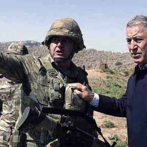 Σκηνικό σύγκρουσης στήνουν οι Τούρκοι – Ακάρ: «Άμεση αποστρατικοποίηση των νησιών τουΑιγαίου»
