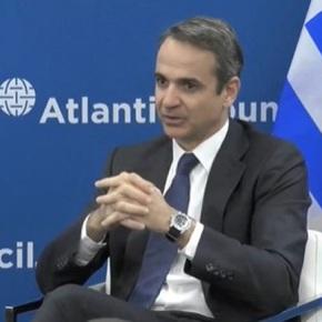 Mητσοτάκης: «Γεωγραφικά γελοία η συμφωνία Τουρκίας-Λιβύης»