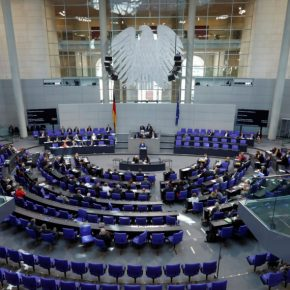 «Βαρύς ο πέλεκυς» από τη Γερμανική Βουλή: Παράνομο το μνημόνιο Τουρκίας –Λιβύης