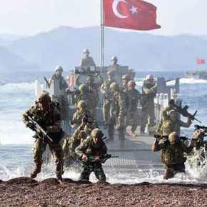 Η Τουρκία θέλει μέσω «διαπραγματεύσεων» να αποσύρουμε τον ελληνικό στρατό από τα νησιά μας-Σενάριο Κύπρου το1974