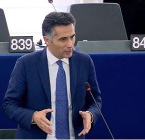 Ιταλός ευρωβουλευτής ζητά παρέμβαση της ΕΕ κατά της τουρκικής γεώτρησης στηνΚύπρο