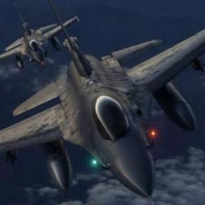 Ούτε πόλεμο να είχαμε: 32 Οπλισμένα F-16 απογείωσε το ΑΤΑ για να μπλοκάρει τα Τούρκικα.Σε καμιά περίπτωση δεν πέρασε το οργανωμένο σχέδιο των Τούρκων Χειριστών να περάσουν στο Αιγαίο χωρίς να γίνουναντιληπτοί