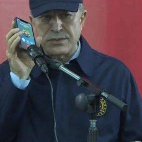 Ερντογάν σε Τούρκους ναύτες: «Προκαλείτε φόβο στους εχθρούς σας – Συγχαρητήρια»! – Η απάντηση τουΠΝ