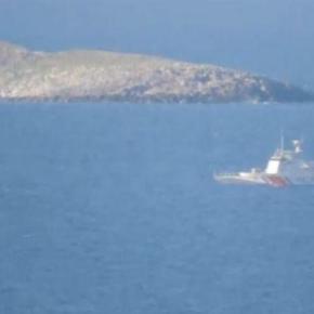 Τουρκικά ΜΜΕ: »Ένταση στα Ίμια μεταξύ τουρκικών & ελληνικώνσκαφών»