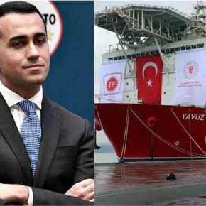 Ιταλικό χαστούκι σε Ερντογάν: «Άκυρη η συμφωνία Τουρκίας –Λιβύης»