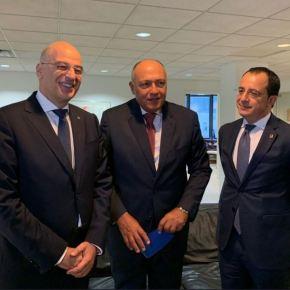 Ώρα αποφάσεων για Ελλάδα-Αίγυπτο: Κρίσιμη συνάντηση στο Κάιρο – «Χτύπημα» στην τουρκική οικονομία ετοιμάζει οΣίσι