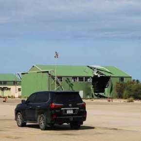Επίθεση με ρουκέτες στο αεροδρόμιο Μίτιγκα – Ανεστάλησαν όλες οι πτήσεις προς Λιβύη – Ασφυκτικός κλοιός από τονLNA