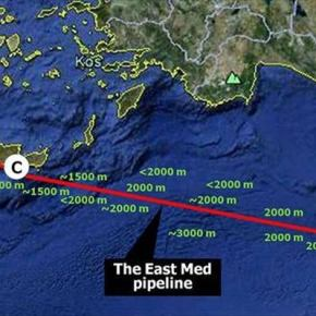 Στην τελική ευθεία ο EastMed: Θα είναι έτοιμος στο τέλος του 2024 ο ενεργειακός αγωγός – Έρχονται και νέες εταιρείες στην κυπριακήΑΟΖ