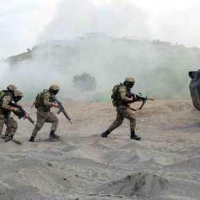 Σκηνικό «πολέμου» στο Αιγαίο: Πρόβα κατάληψης εδαφών από τιςΤΕΔ