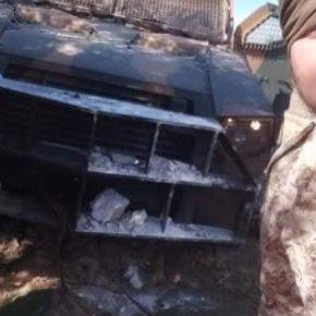 Οι δυνάμεις του Χάφταρ «γλεντάνε» τα οχήματα της τουρκικής αμυντικής βιομηχανίας – «Είναι για πέταμα»(φώτο)