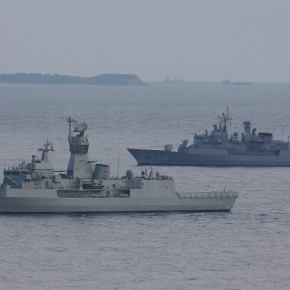 Επίδειξη ισχύος σε Αιγαίο & Α. Μεσόγειο: Τριπλή «εισβολή» από την Τουρκία, «εξαφάνισε» το Καστελόριζο – Δεκάδες τουρκικές παραβιάσεις & μίααερομαχία