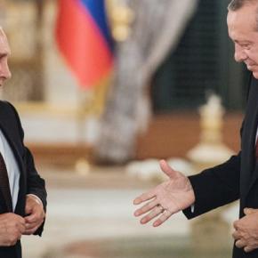 Τουρκία: Ολοκληρώθηκαν οι συνομιλίες Πούτιν-Ερντογάν