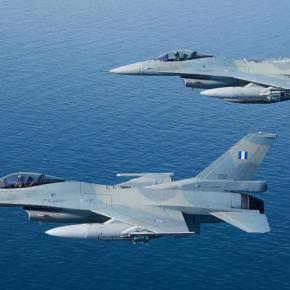 «Κρητικά γεράκια» εναντίον Rafale στα νότια της Κρήτης – Το «Σαρλ ντε Γκολ» στηΜεσόγειο