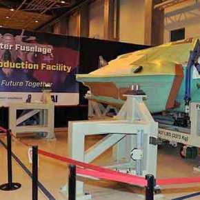 Μερίδιο για την EAB από το F-35 ενδιαφέρεται να εξασφαλίσει πρωτίστως ηΑθήνα