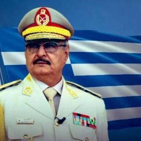 «Ο Εθνικός Στρατός της Λιβύης ελέγχει το 95 τοις εκατό τηςχώρας»