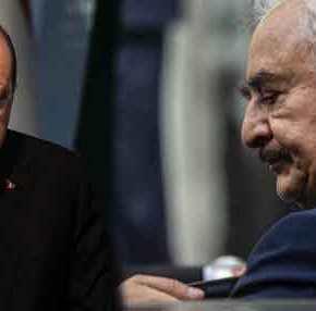 Χ.Χάφταρ: «Ερντογάν και Τουρκία είναι εγκληματίες – Η Ελλάδα έγραψε Ιστορία και είναι φίλημας»