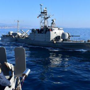 """Πολεμικό Ναυτικό: Αναμονή για Τούρκους με """"ΟΡΜΗ"""" και """"ΒΡΟΝΤΗ""""(ΦΩΤΟ)"""