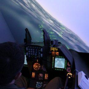 Εναέρια μάχη σε ένα εικονικό περιβάλλον! Το ελληνικό σύστημα εξομοιωτών F-16αναβαθμίζεται