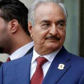 Ποιος διπλωματικός «πυρετός»…; Ο Χαφτάρ τρολάρει τον Ερντογάν λίγο πριν τη Διάσκεψη στοΒερολίνο