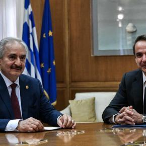 Λιβυκά ΜΜΕ: Πυρετώδεις διπλωματικές κινήσεις από τηνΕλλάδα