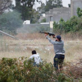 Ο Χαφτάρ παρελαύνει στη Λιβύη: Πολιορκεί τη Σύρτη 2020/01/06 –17:58