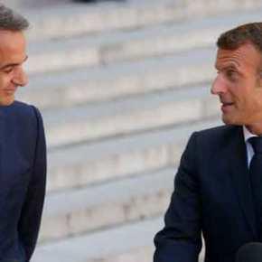 Με γαλλικές πλάτες η Ελλάδα έτοιμη και για πόλεμο αν εμπράκτωςαπειληθεί