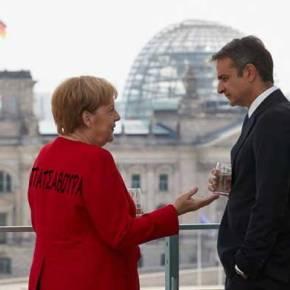 Μέρκελ: »Δεν μας απασχολεί η συμφωνία Άγκυρας-Τρίπολης»
