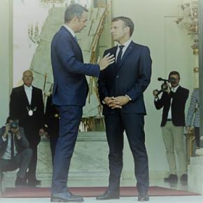«Ελλάς-Γαλλία συμμαχία» – Ένα παλιό σύνθημα επιστρέφει…