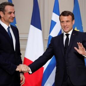 Η στρατιωτική συνεργασία Ελλάδας – Γαλλίας, οι φρεγάτες και η συνάντηση με την Total.
