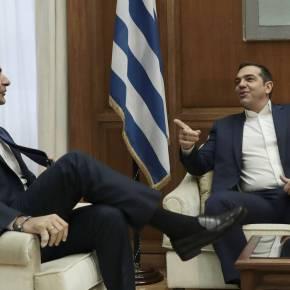 Δημοσκόπηση Metron Analysis: Πάνω από 15% η διαφορά της ΝΔ από τονΣΥΡΙΖΑ