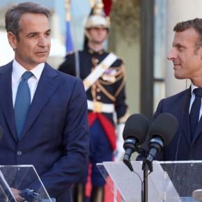 Ελλάς – Γαλλία (αμυντική) συμμαχία – Η γαλλική στρατιωτική παρουσία – Το μήνυμα Μακρόν.