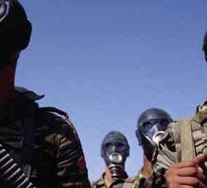 Επίθεση με χημικά όπλα ετοιμάζουν οι Τούρκοι στηΛιβύη