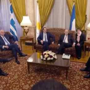 Οργή της Άγκυρας για τις διπλωματικές πρωτοβουλίες τηςΑθήνας