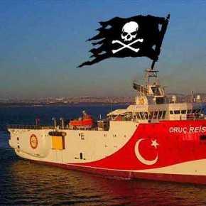 Γιατί μπήκε στην ελληνική υφαλοκρηπίδα το Oruc Reis- Τι επιδιώκει η Τουρκία και η ελληνικήαντίδραση