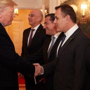 Παναγιωτόπουλος: Το ραντεβού με Τραμπ πήγε όσο καλά μπορούσε να πάει – Τι είπε για F-16, F-35 καιφρεγάτες