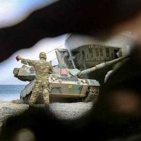 Διπλωματική πηγή: Η Ελλάδα έτοιμη να συμμετάσχει σε αποστολή επιτήρησης του εμπάργκο όπλων στηΛιβύη