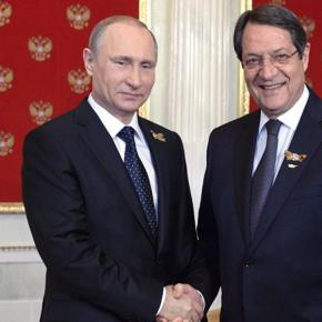 Reuters: »Η Κύπρος μπλοκάρει τις κυρώσεις της ΕΕ κατά τηςΡωσίας»