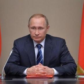 Συγχαρητήρια επιστολή του Πούτιν στη νέα πρόεδρο της ελληνικήςΔημοκρατίας