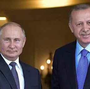 Ο Ερντογάν κάλεσε τον Πούτιν να μοιραστούν Τουρκία και Ρωσία ΤΑ ΔΙΚΑ ΜΑΣ κοιτάσματα της Ανατολικής Μεσογείου…!!