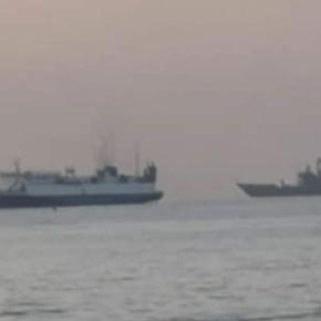 ΕΚΤΑΚΤΟ: Επιβεβαιώνεται η τουρκική απόβαση σε Λιβύη – Yπό την κάλυψη φρεγατών αποβιβάστηκαν εκατοντάδεςΤούρκοι