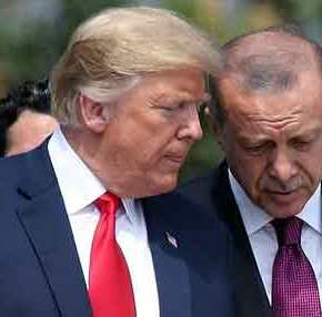 Τηλεφωνική συνομιλία Ντ.Τραμπ-Ρ.Τ.Ερντογάν για Ελλάδα-Τουρκία: «Λύστε τις διαφορές σας» – Οι ΗΠΑ «σπρώχνουν» γιαΧάγη