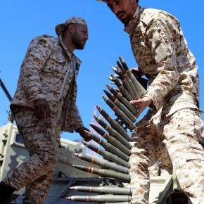 Νεκροί Τούρκοι αξιωματικοί στη Λιβύη – Ταχεία προέλαση Χαφτάρ στην Τρίπολη – Στοχοποιούνται οι νεο-αφιχθέντεςστρατιωτικοί