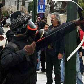 Μεγάλη επιχείρηση της Αντιτρομοκρατικής: Συνέλαβαν τον «Τοξοβόλο» τουΣυντάγματος