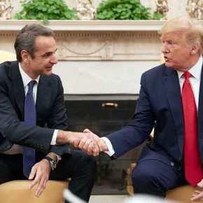 Τραμπ: «Κι αν η Ελλάδα χάσει από την Τουρκία;» – Μητσοτάκης: «Δεν θαχάσουμε»