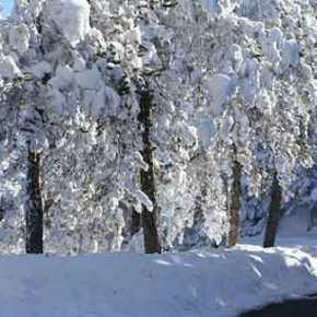 Καιρός: Ερχεται γερός χιονιάς -Πού θα χιονίσει, πόσο θα πέσει ηθερμοκρασία